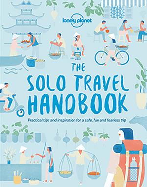 best travel books, the solo travel handbook