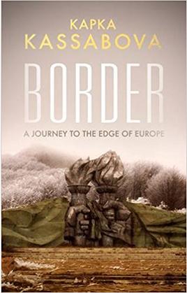 best travel books, border