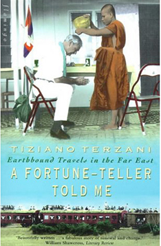 best travel books, a fortune teller told me