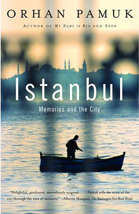 best travel books, istanbul