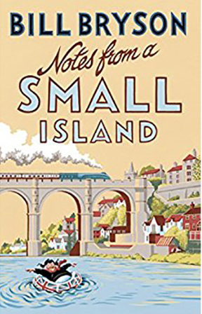 best travel books, notes from a small island