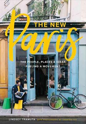 best travel books, the new paris