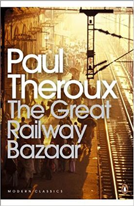 best travel books, the great railway bazaar