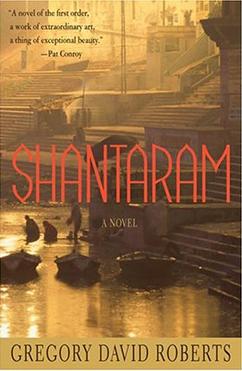 best travel books, shantaram