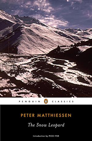best travel books, the snow leopard