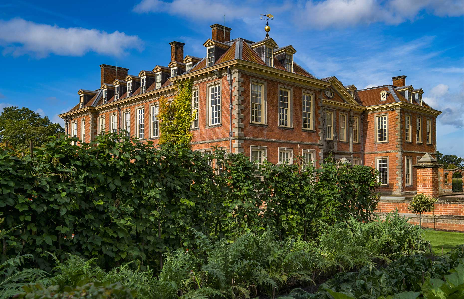 Hanbury Hall (Image: David Hughes/Shutterstock)