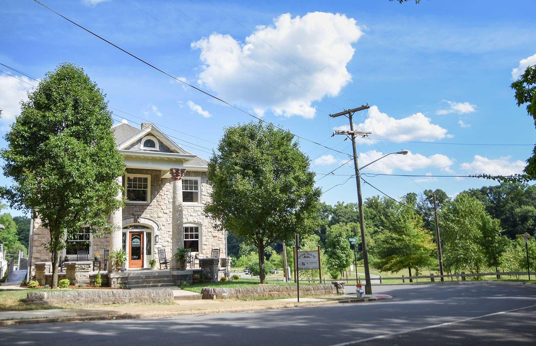 The Stone House, Roanoke Virginia