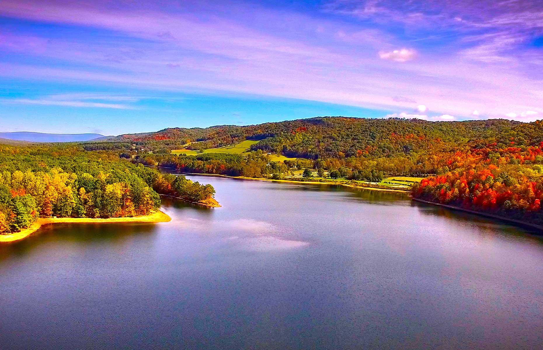 Lake Habeed, Rocky Gap State Park