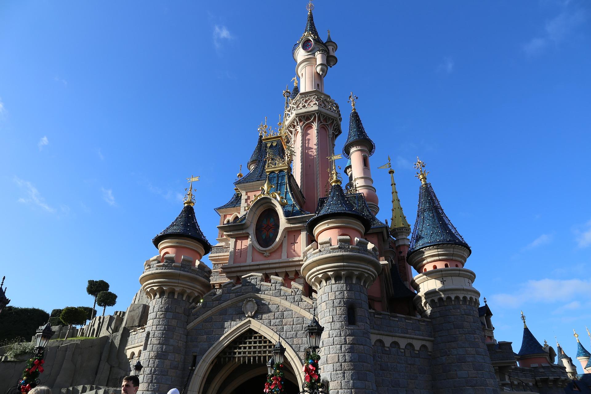 Disneyland Paris (Image: Courtesy of Disneyland Paris)