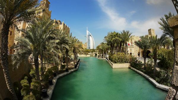 Madinat Jumeira, Dubai, UAE