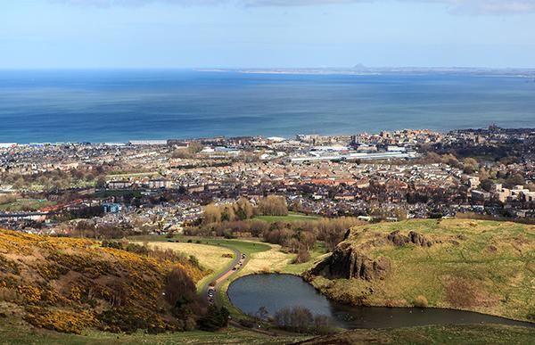 Edinburgh, Arthur's Seat