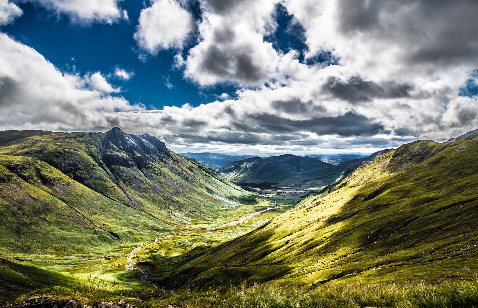 Scafell Pike view (Image: Gregory Culley/Shutterstock)