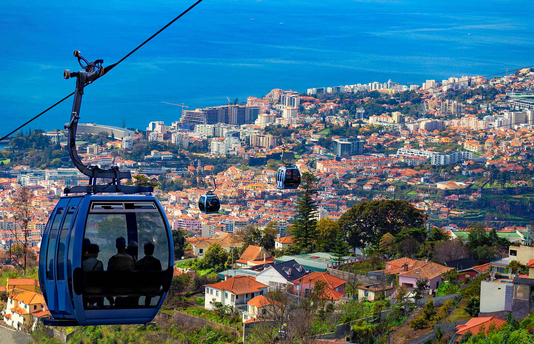 The cable car to Monte (Image: Cristian Balate/Shutterstock)