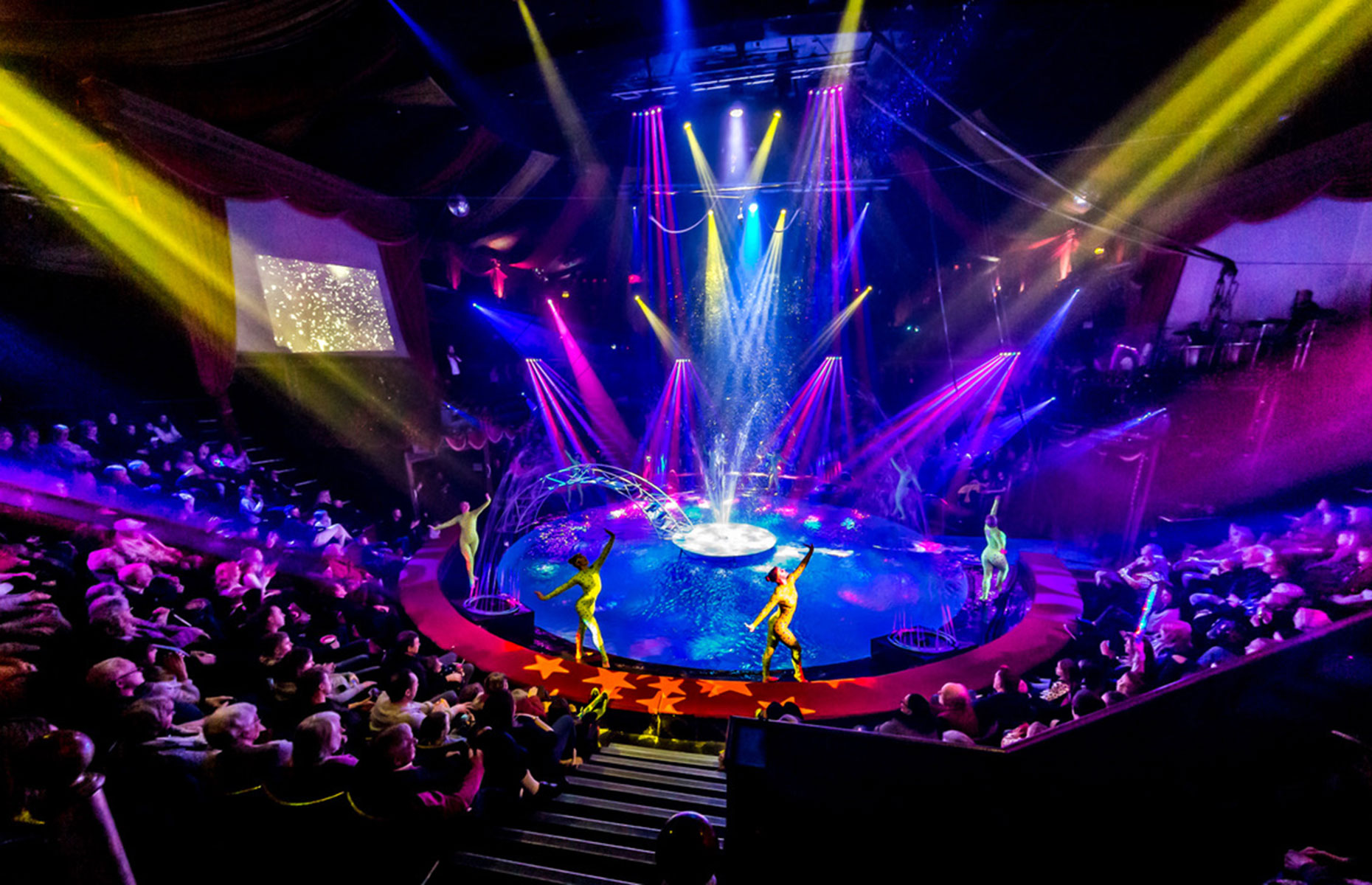 Hippodrome Circus, Great Yarmouth (Image: Courtesy of Visit Great Yarmouth)