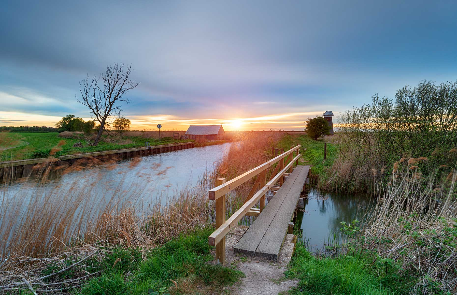 Martham Broad (Image: Helen Hotson/Shutterstock)