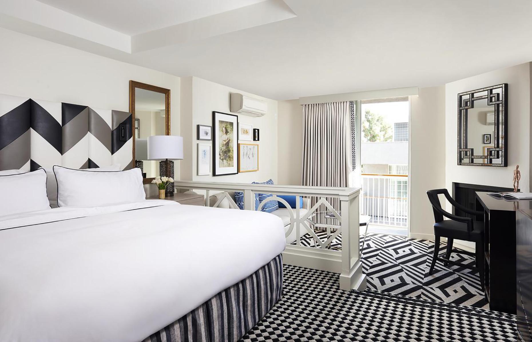 Chamberlain hotel West Hollywood