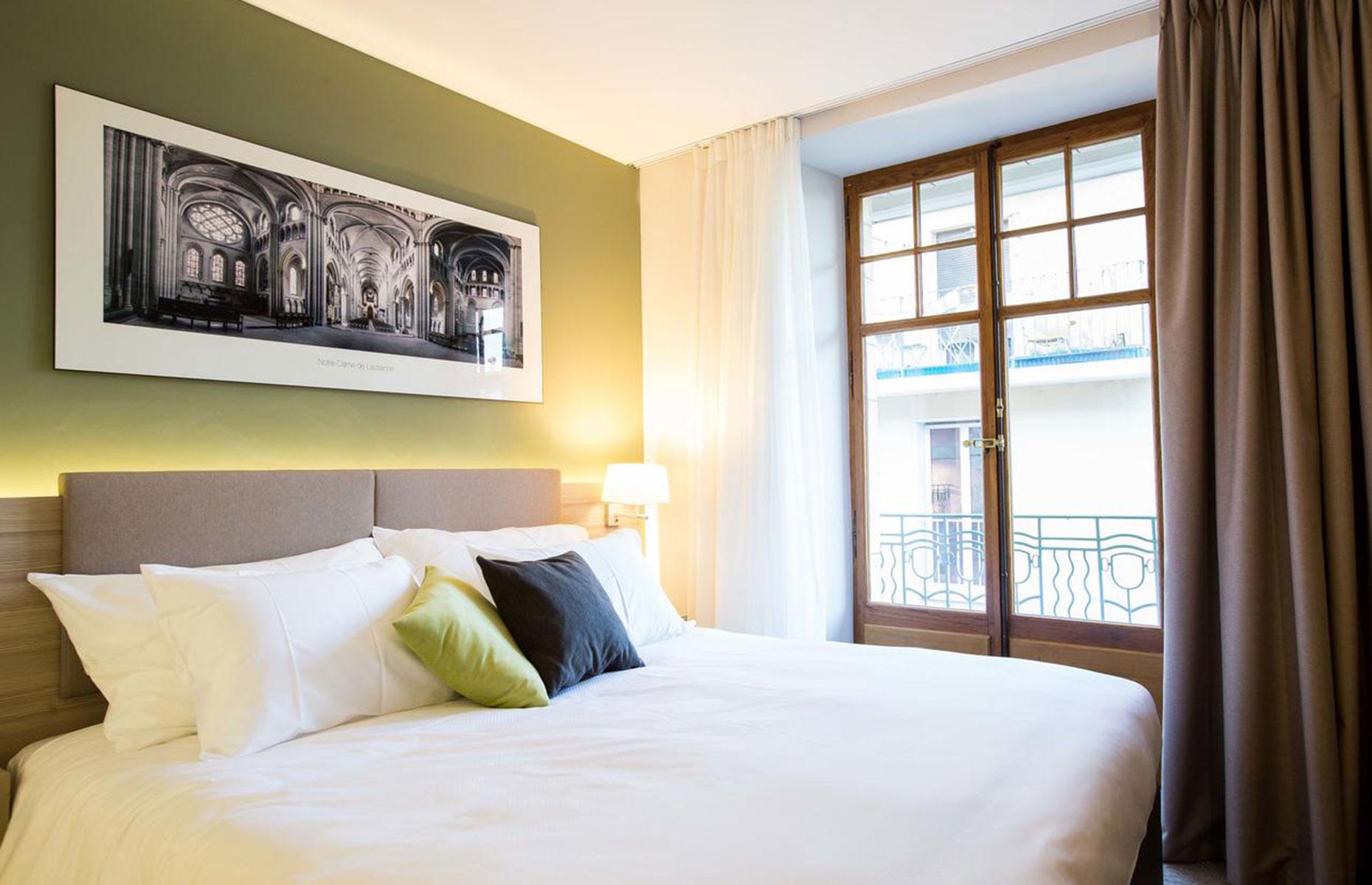 Hotel des Voyageurs, Lausanne