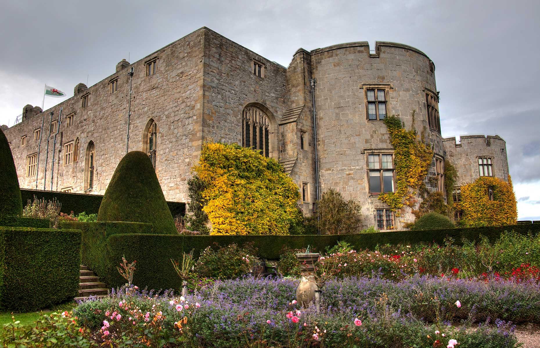 Chirk Castle (Image: Gail Johnson/Shutterstock)