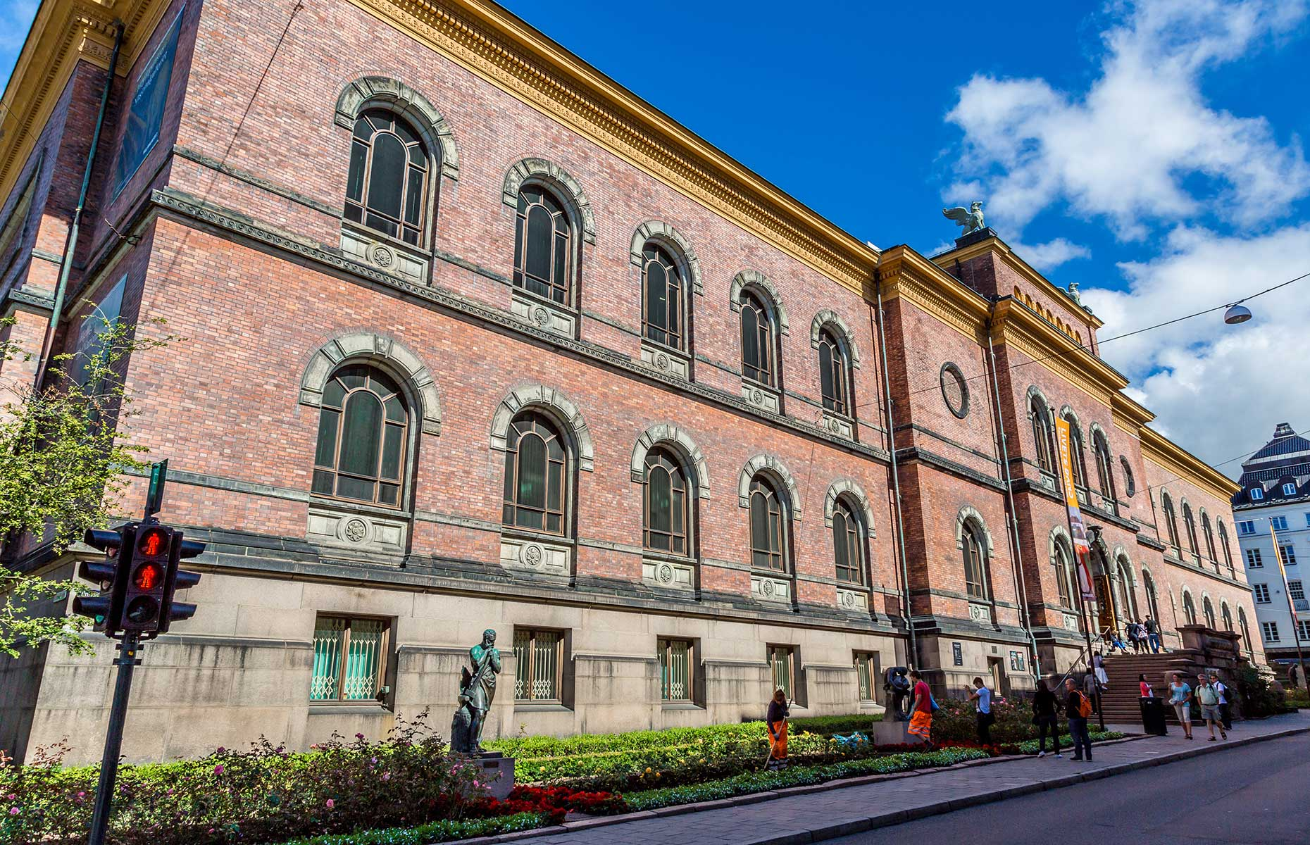 Oslo National Gallery (Image: S-F/Shutterstock)