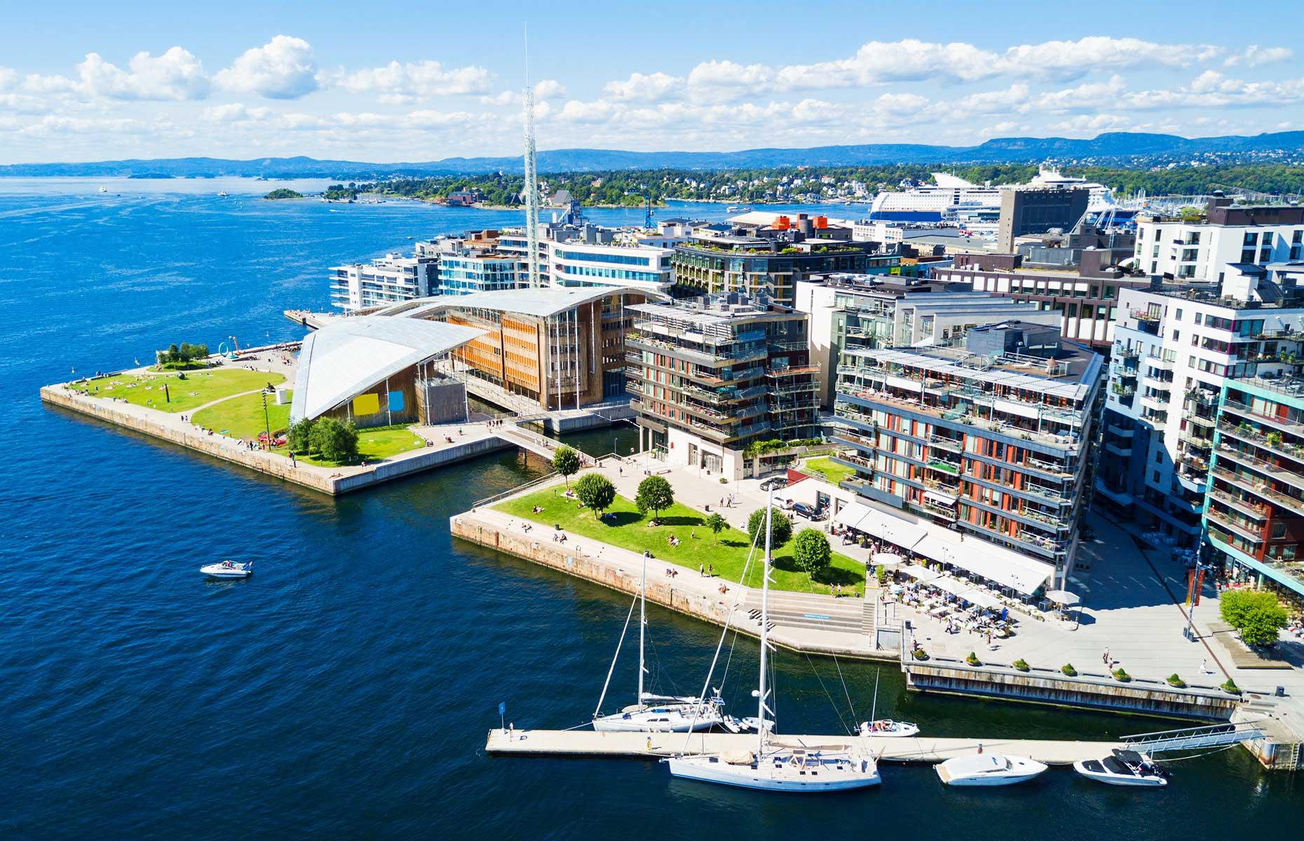 Oslo harbour (Image: saiko3p/Shutterstock)
