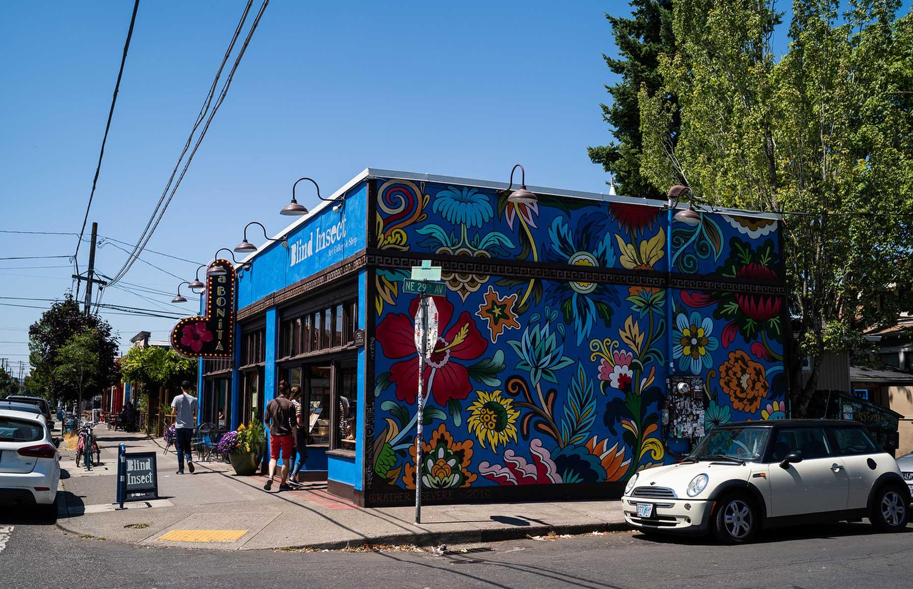 Alberta Arts District, Portland, Oregon (Image: Justin Katigbak/Travel Portland)