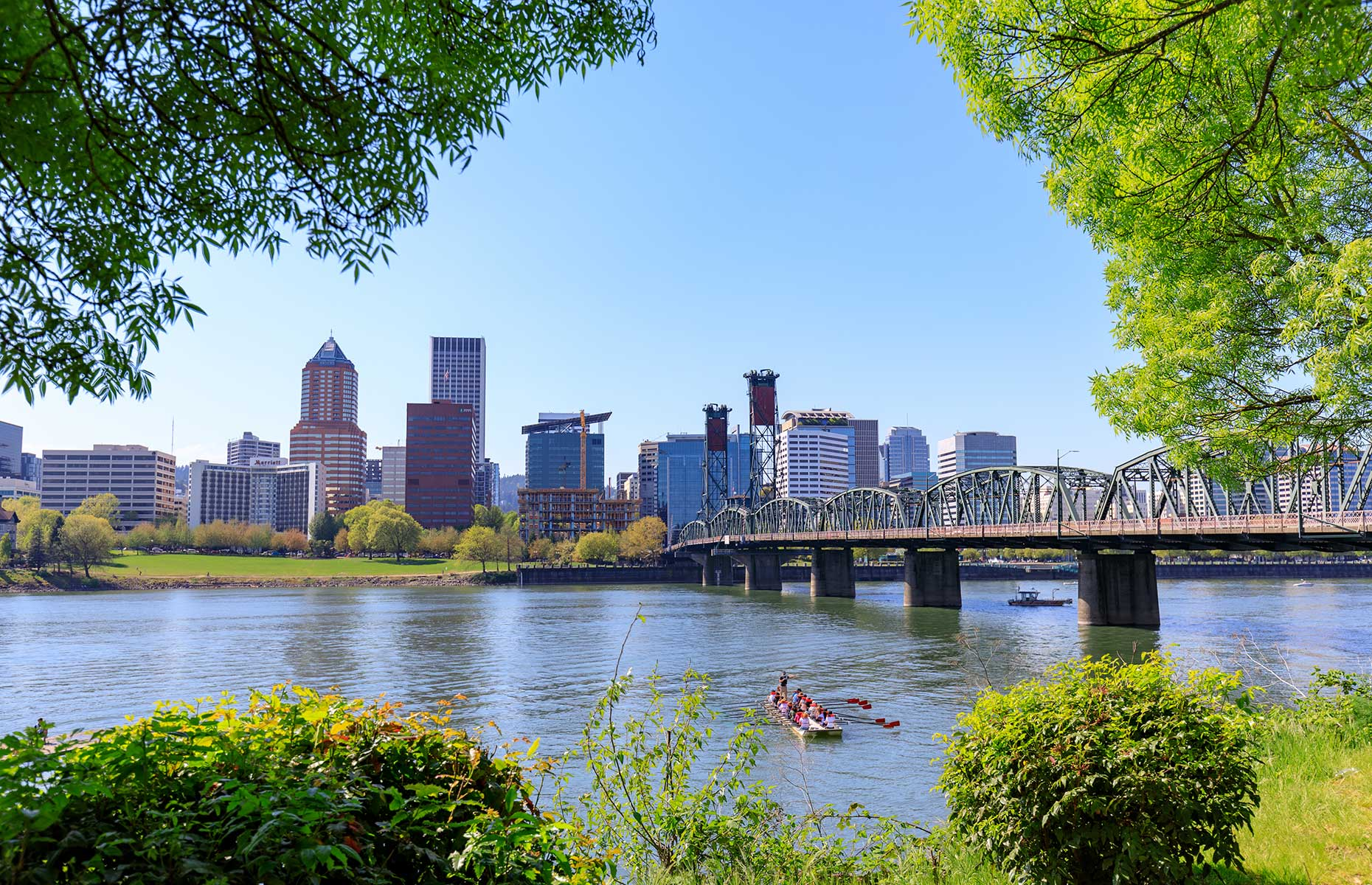 Hawthorne Bridge, Portland, Oregon (Image: ARTYOORAN/Shutterstock)