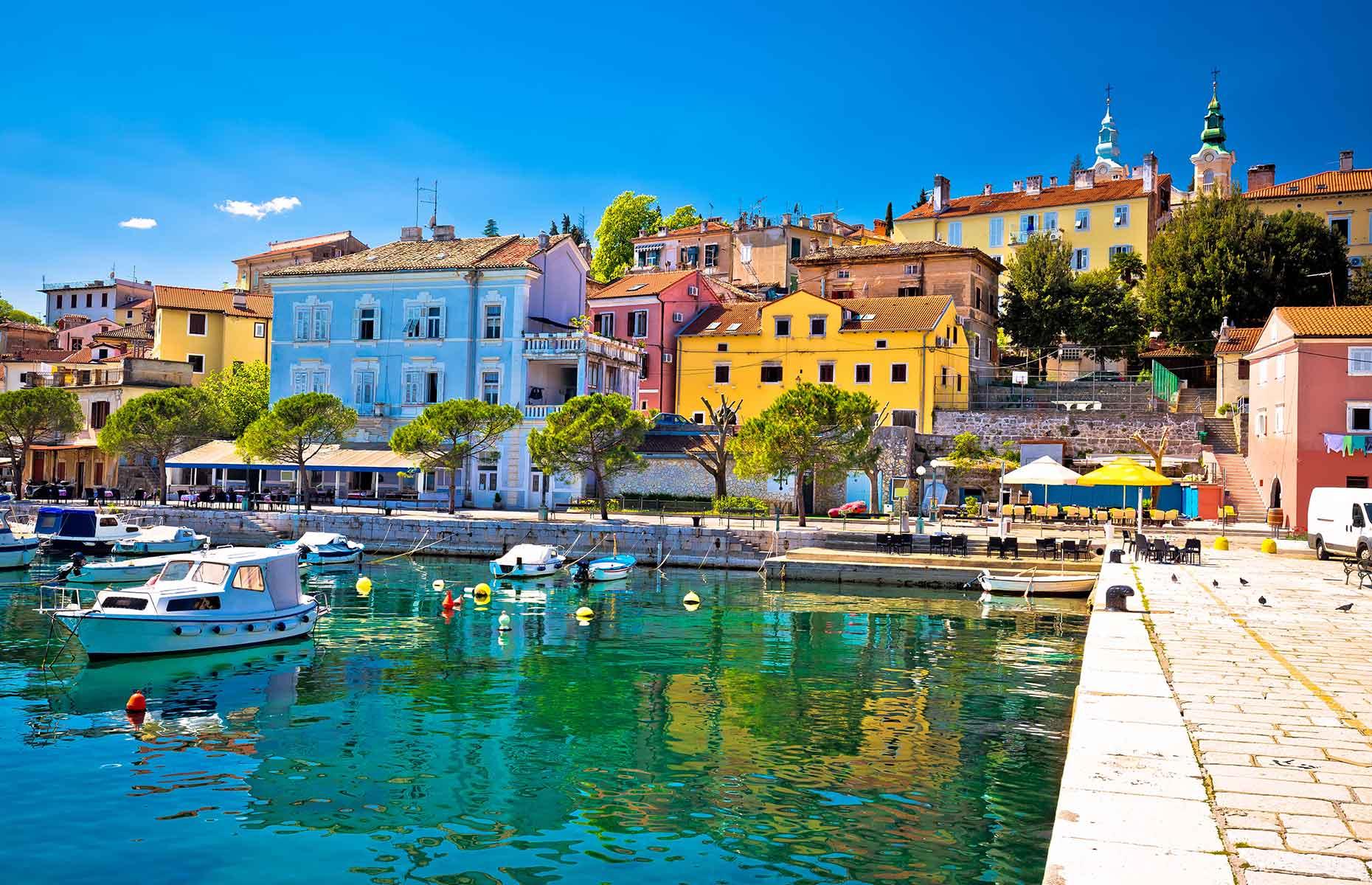 Voloska, Croatia (Image: xbrchx/Shutterstock)