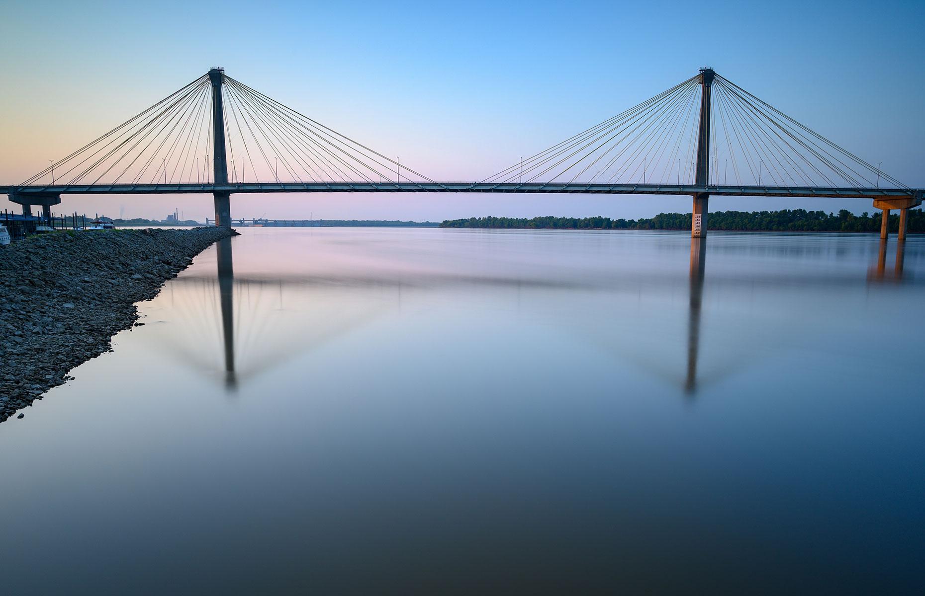 Mississippi River at Alton