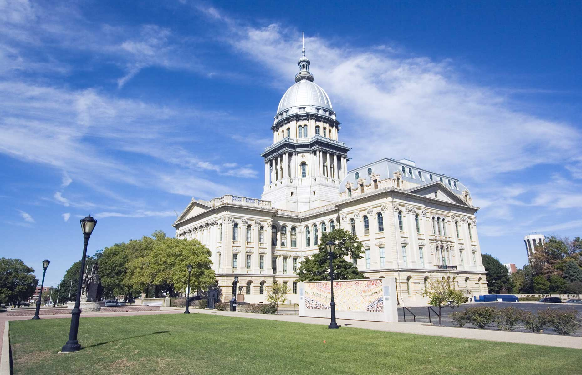 State Capitol, Springfield, Illinois