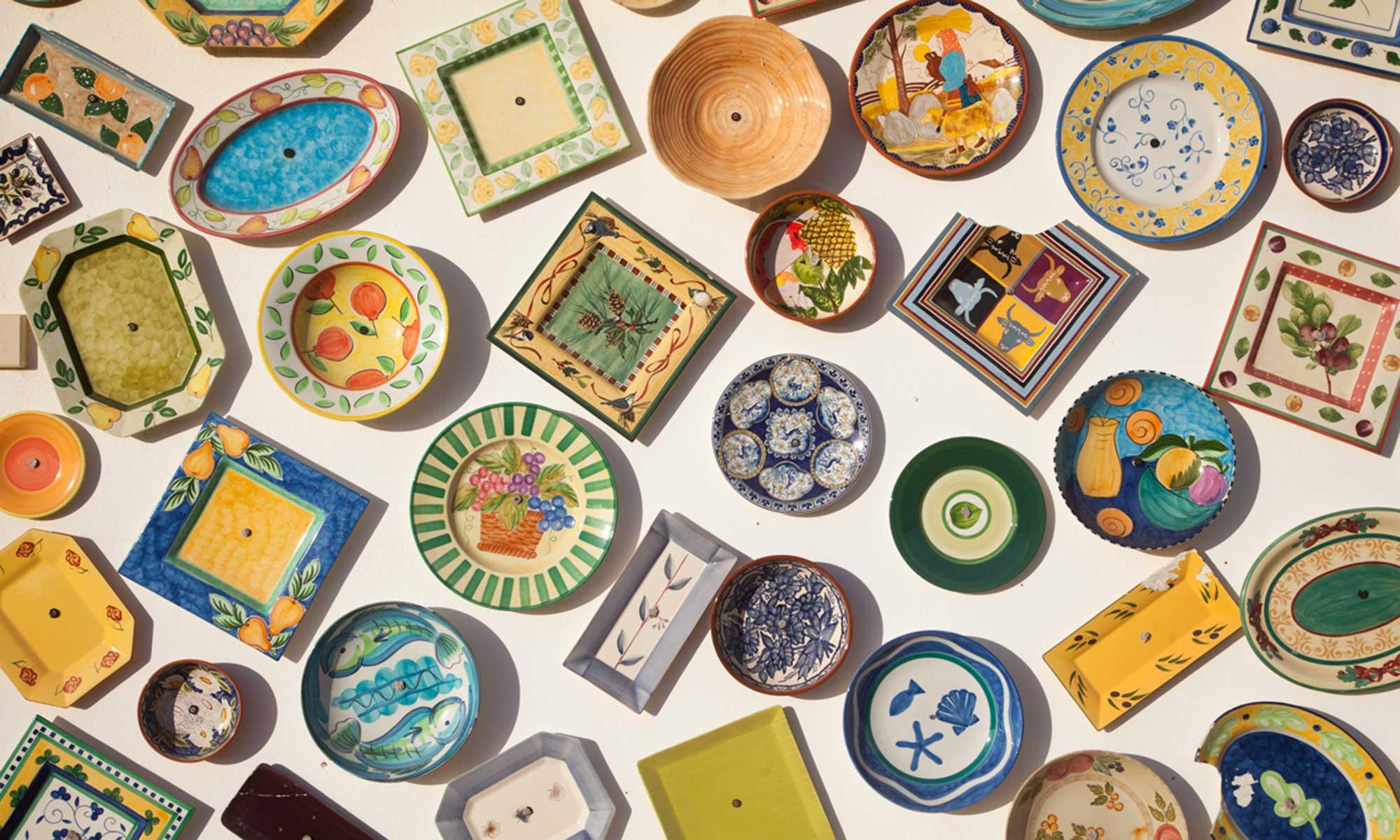 Local crafts in Sagres