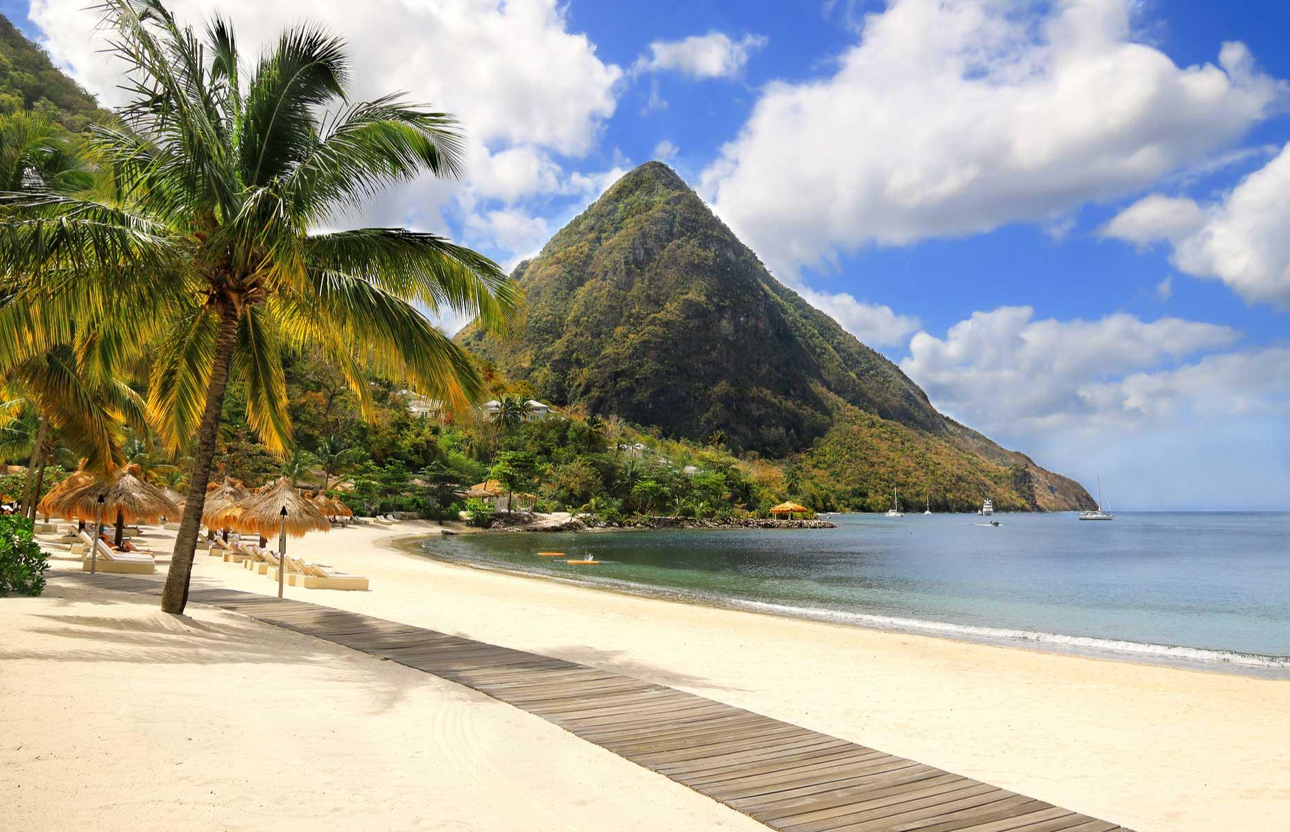 Sugar loaf beach (Image: Inga Locmele/Shutterstock)