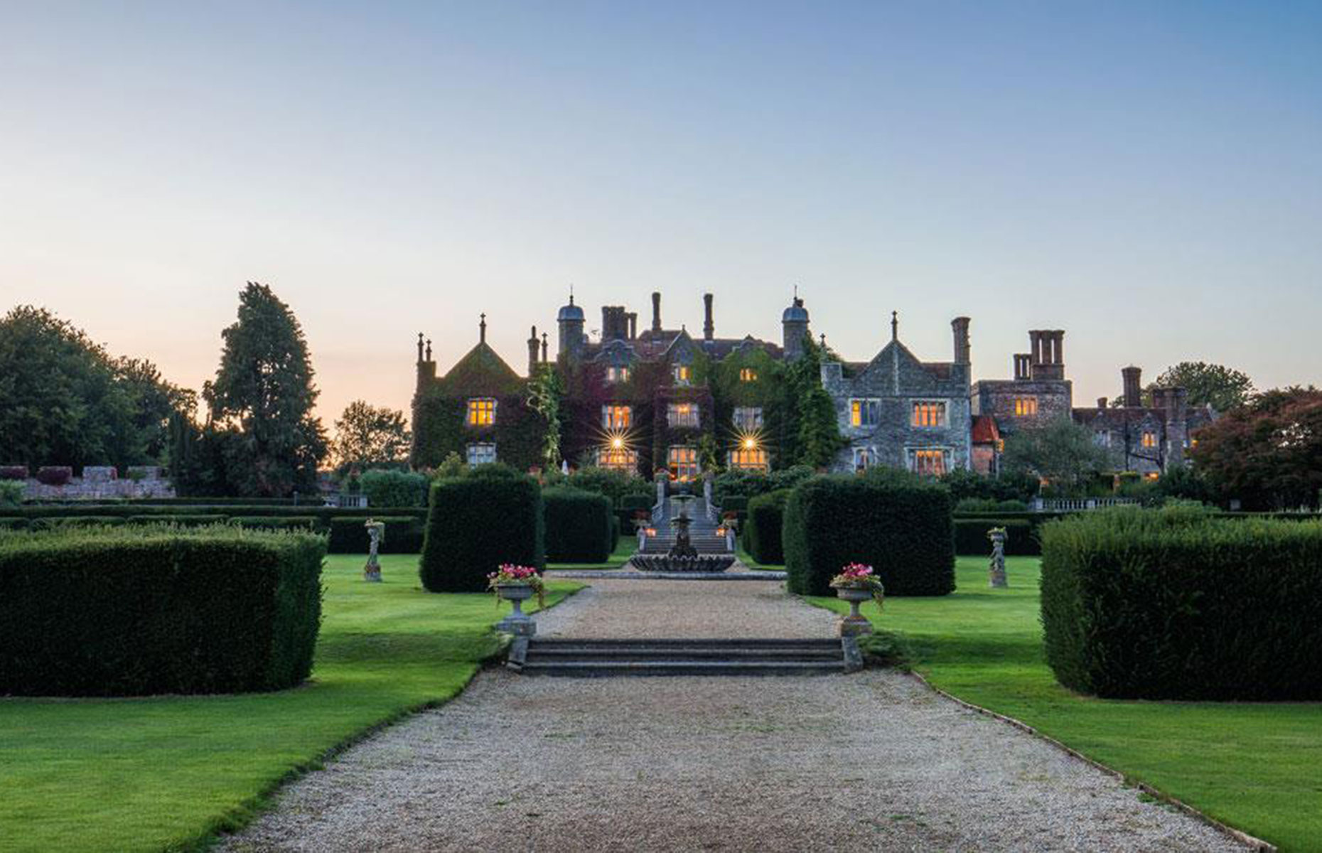Eastwell Manor (Image: Eastwell Manor/Facebook)
