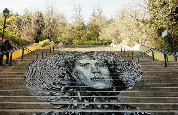 Street art, Rome