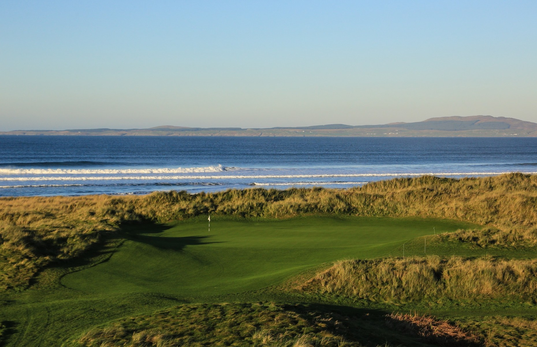 The Machrie Links golf course (Image: The Machrie Hotel & Golf Links/Facebook)