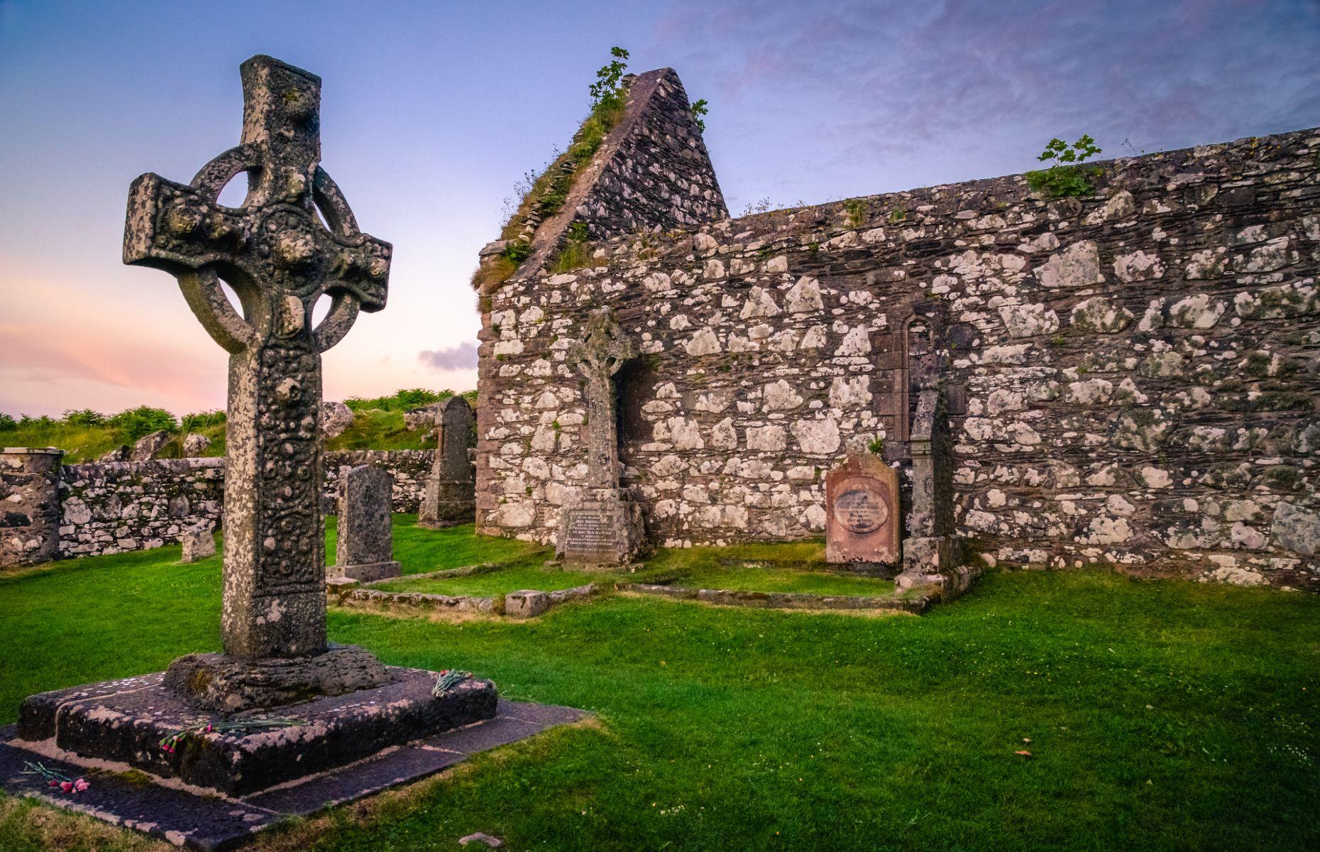 Kildalton Cross (Image: Tomas Zavadil/Shutterstock)