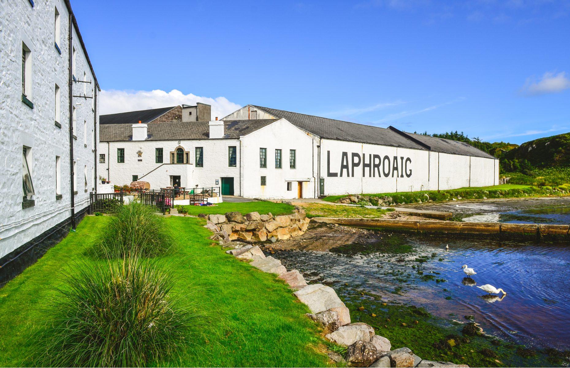 Laphroaig distillery (Image: Martin M303/Shutterstock)