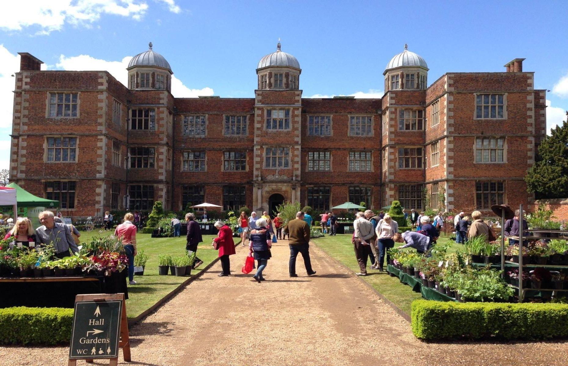 Doddington Hall and Gardens (Image: Doddington Hall and Gardens/Facebook)