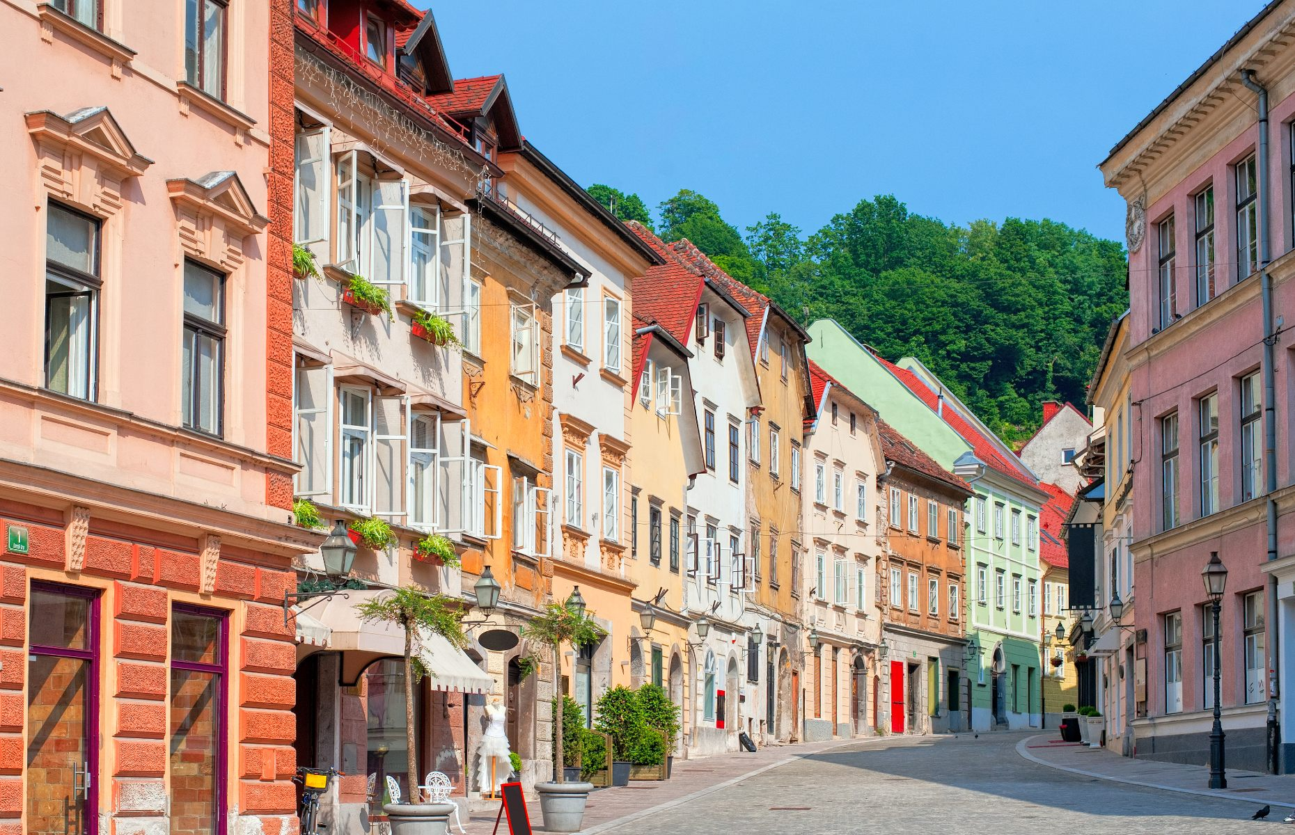 View of the Old Town (Image: Boris Stroujko/Shutterstock)