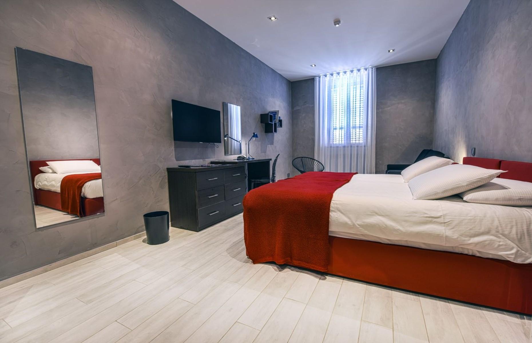 Quaint Boutique Hotel bedroom (Image: Quaint Boutique Hotels/Facebook)