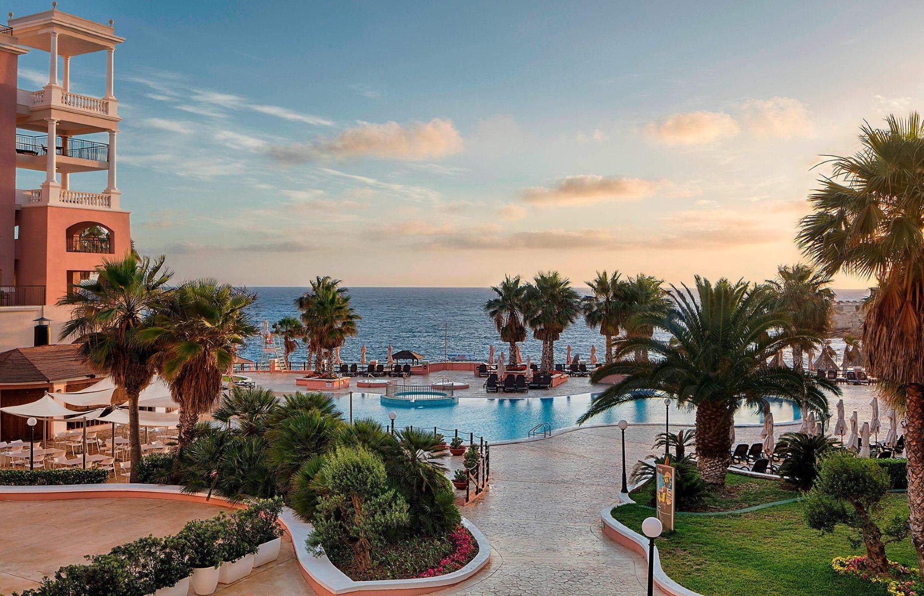 Westin Dragonara Resort (Image: The Westin Dragonara Resort, Malta/Facebook)