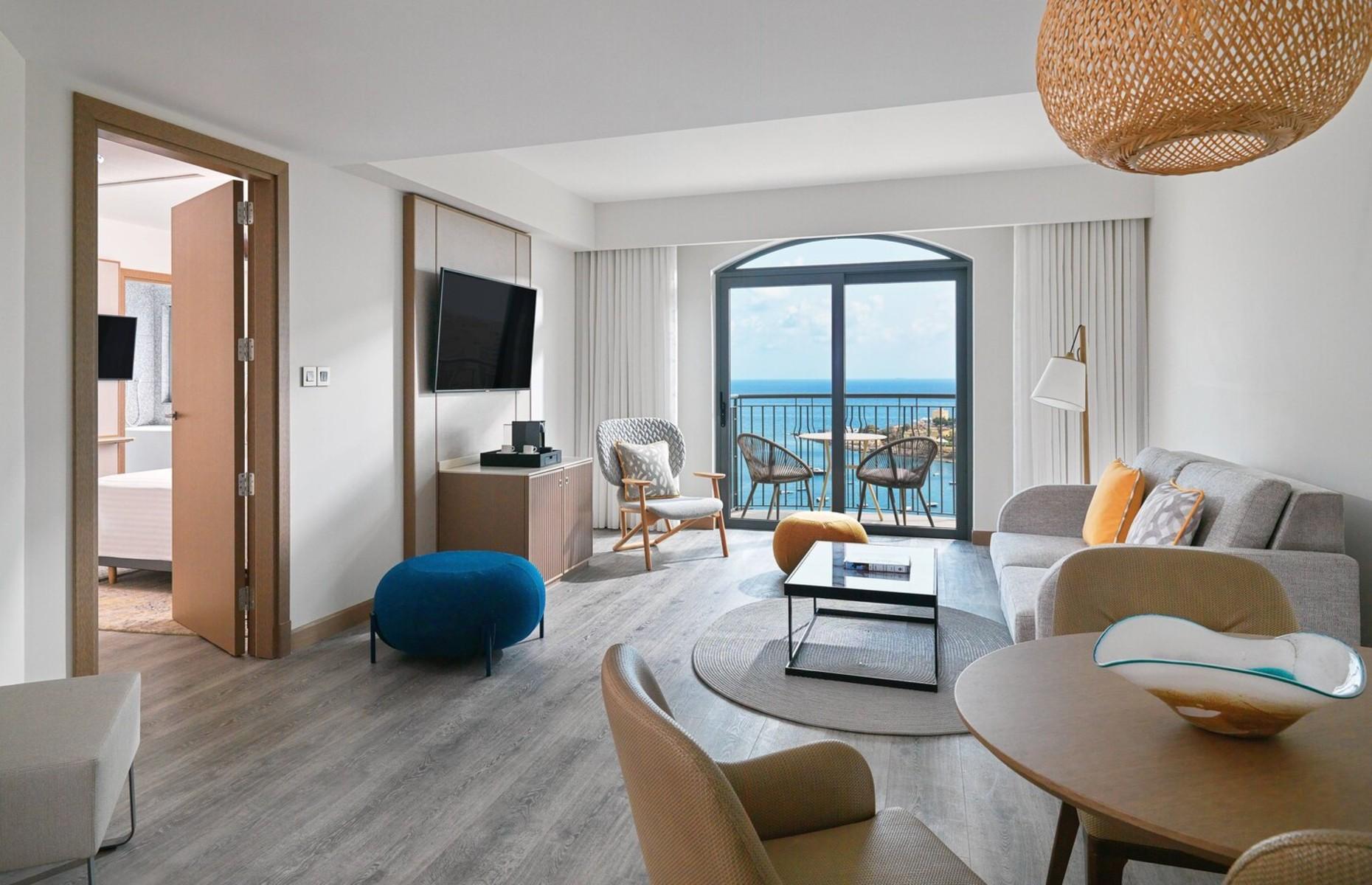 Marriott Malta bedroom (Image: Marriott.com)
