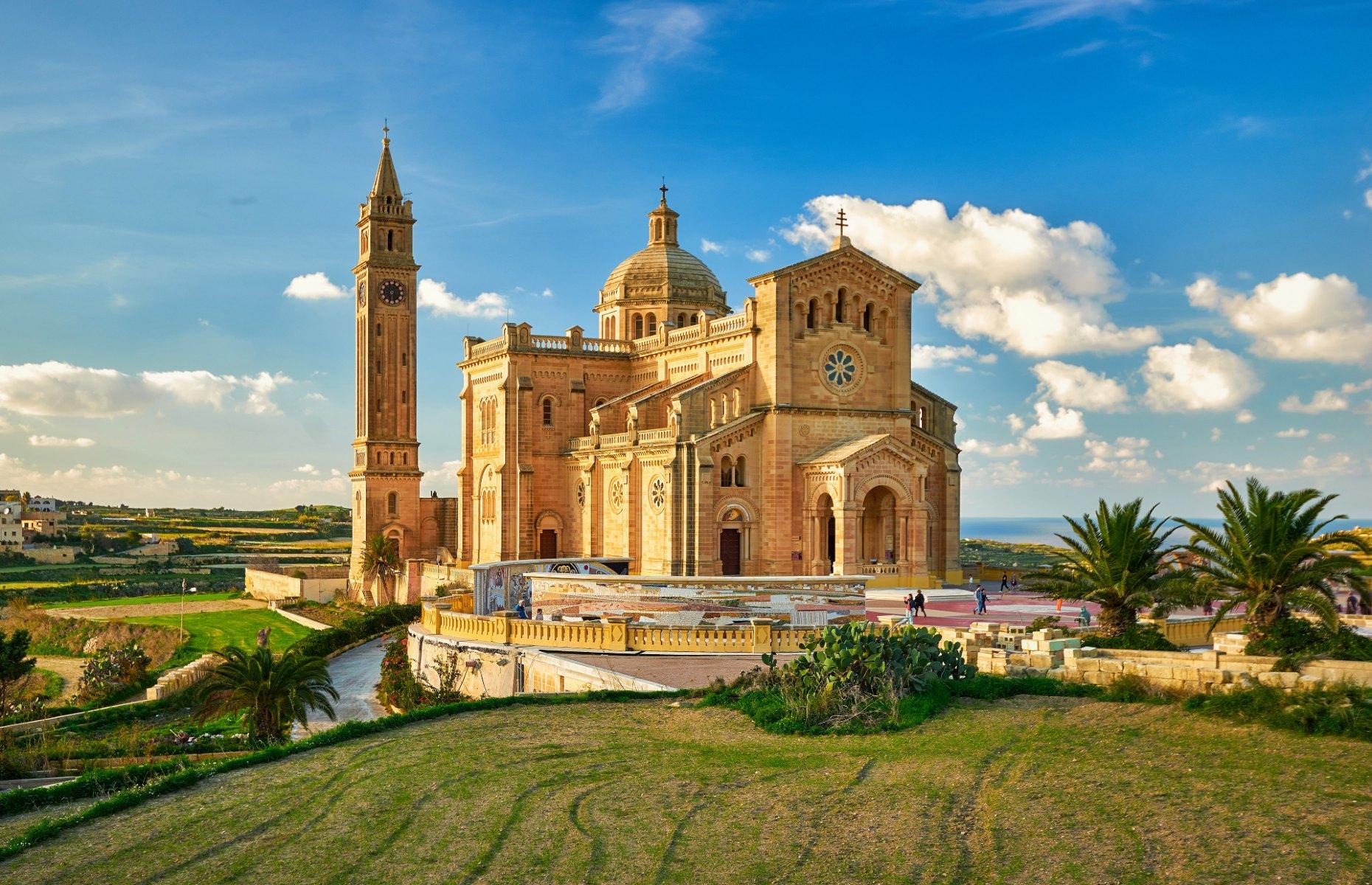 Ta'Pinu in Gozo (Image: Vladimir Zhoga/Shutterstock)