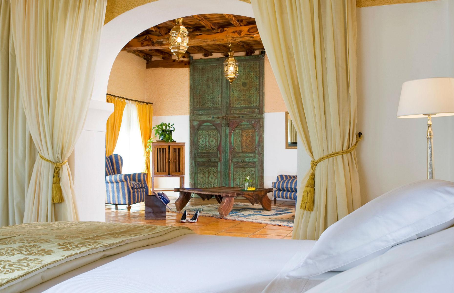 Cas Gasi bedroom