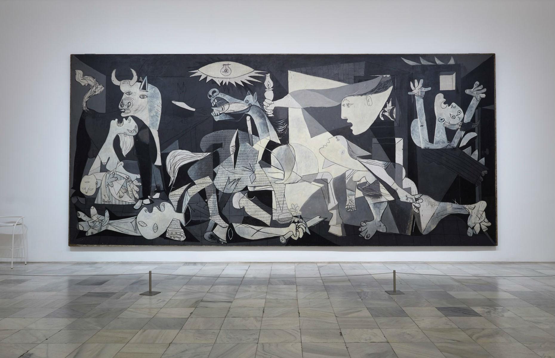 Museo Nacional Centro de Arte Reina Sofia (Image: Museo Reina Sofia/Facebook)