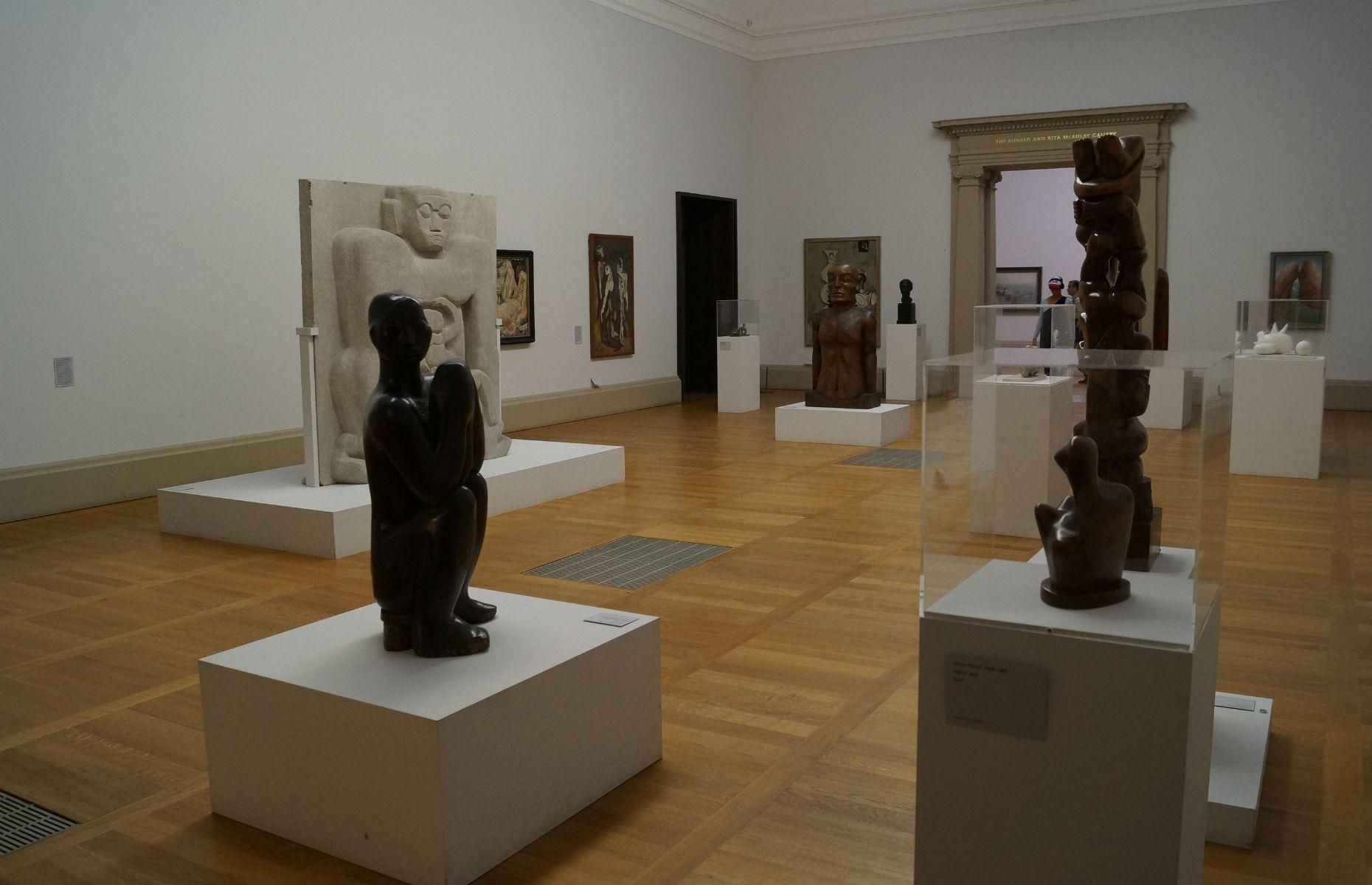 inside Tate Britain (Image: 3DF mediaStudio/Shutterstock)
