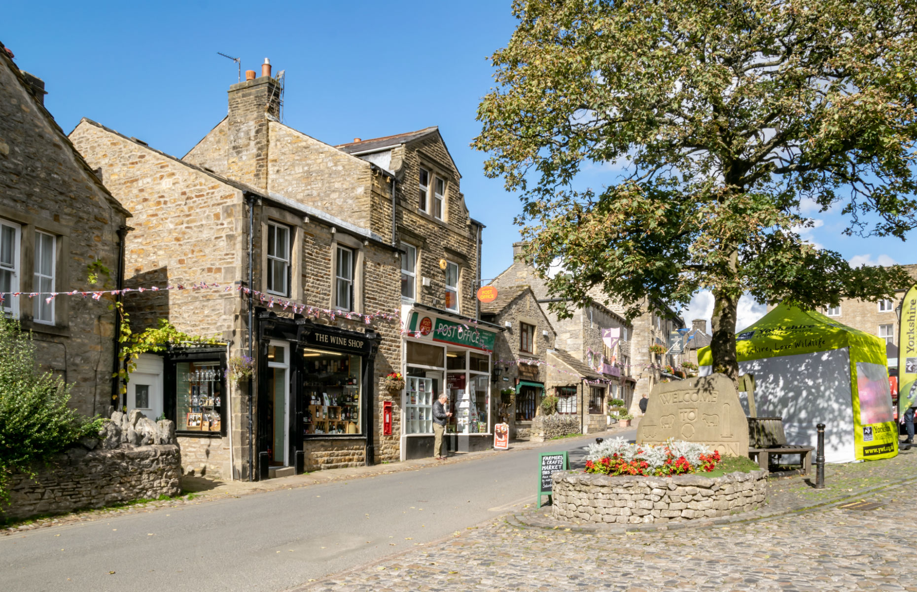 Grassington (Image: J. Jackson UK/Shutterstock)
