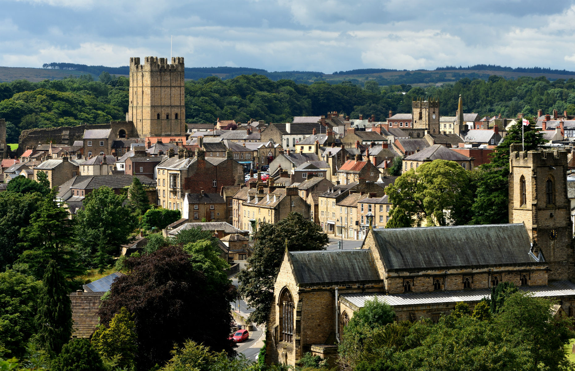Richmond (image: Mike Russell/Shutterstock)