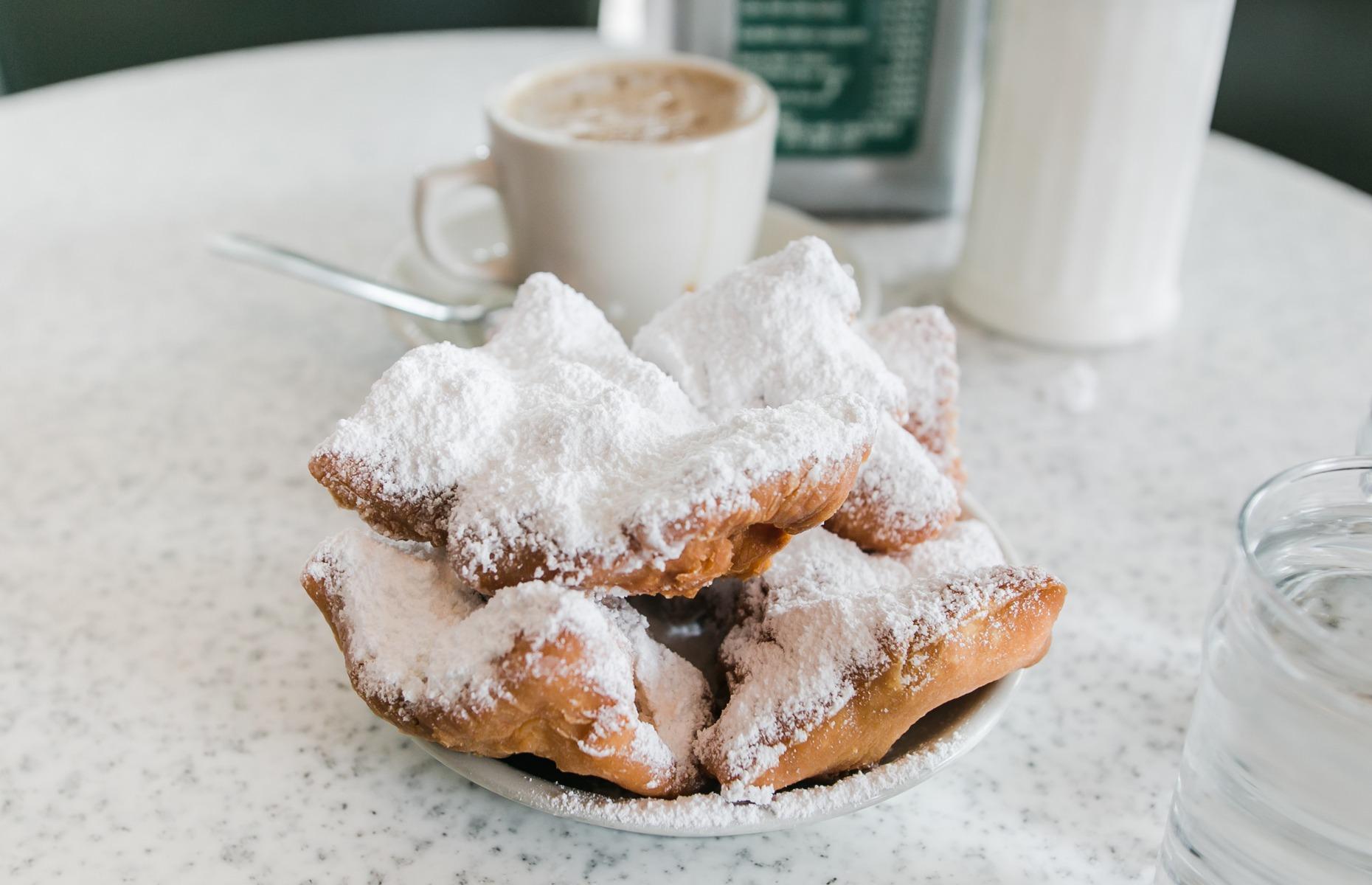 Beignets in New Orleans (image: Kelli Hayden/Shutterstock)