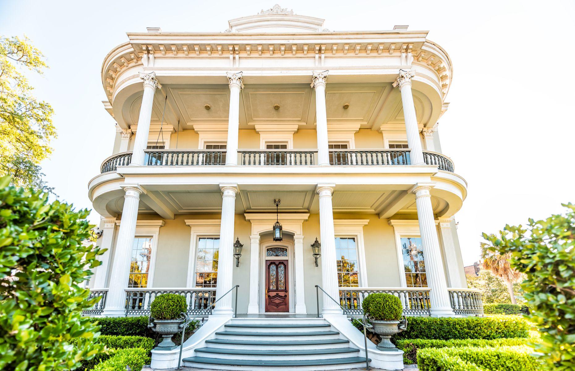 House in New Orleans (image: Kristi Blokhin/Shutterstock