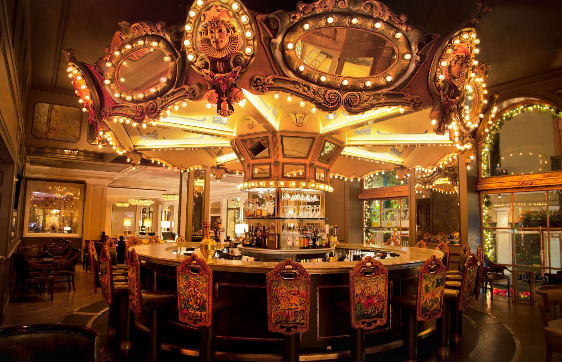 Hotel in New Orleans (image: Hotel Monteleone/Booking.com